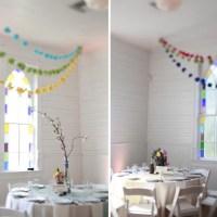 DIY: ¡De pompones va la boda!