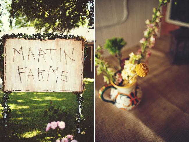 Arizona DIY Backyard Wedding  Green Wedding Shoes Wedding