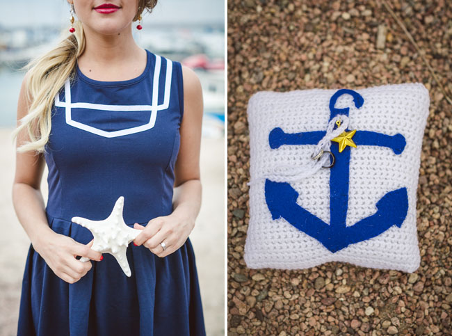 anchor ring pillow