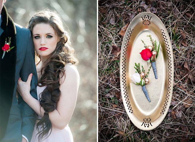 Fairytale Wedding Inspiration  Green Wedding Shoes