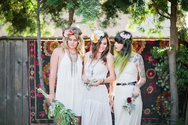 kitchen themed bridal shower solid wood chairs bohemian backyard inspiration | green ...