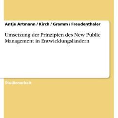 7 Prinzipien Des Handelns 1999 Mitsubishi Fuso Wiring Diagram Umsetzung Der New Public Management In
