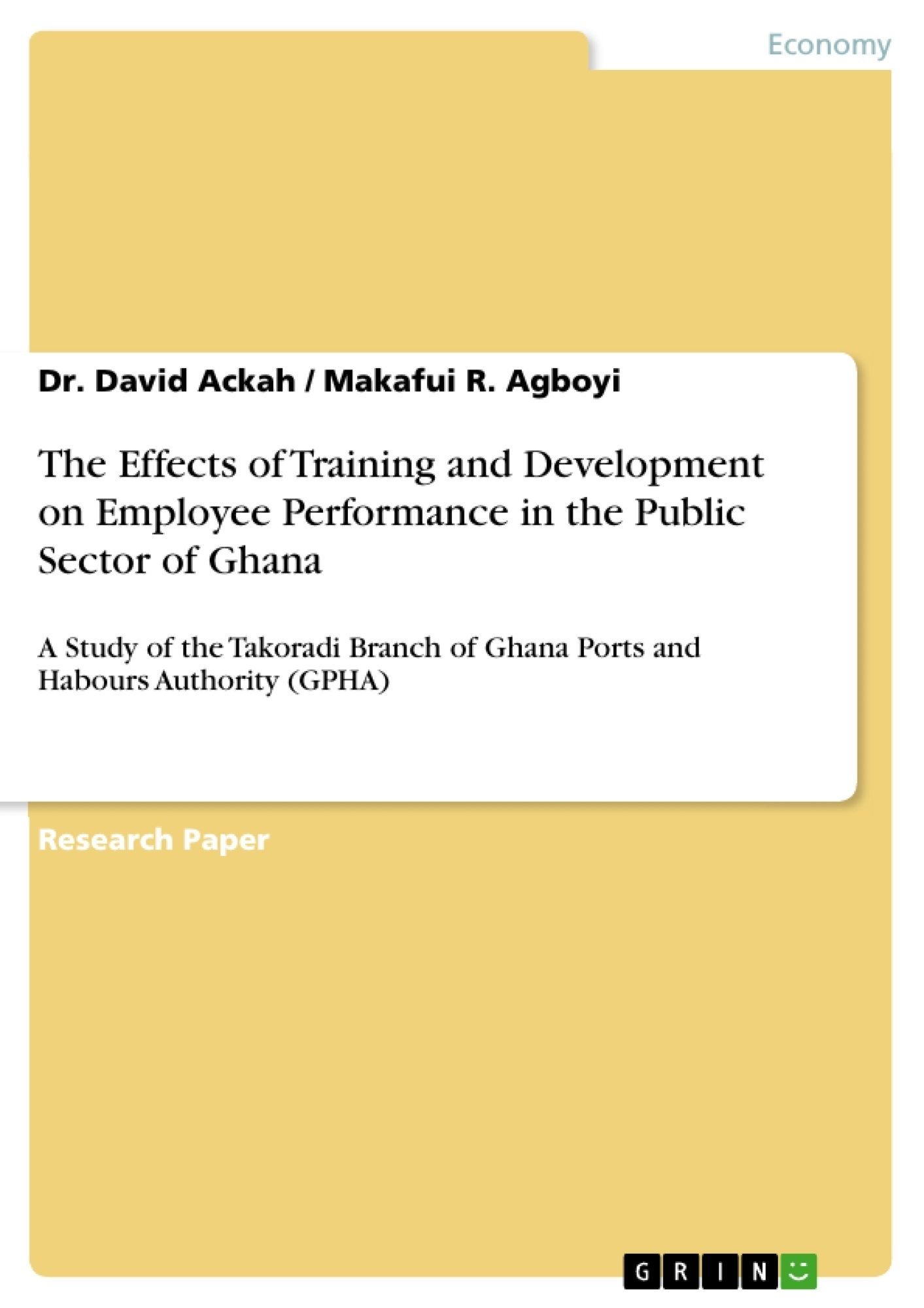 Impact Of Employee Commitment On Employee Performance Essay