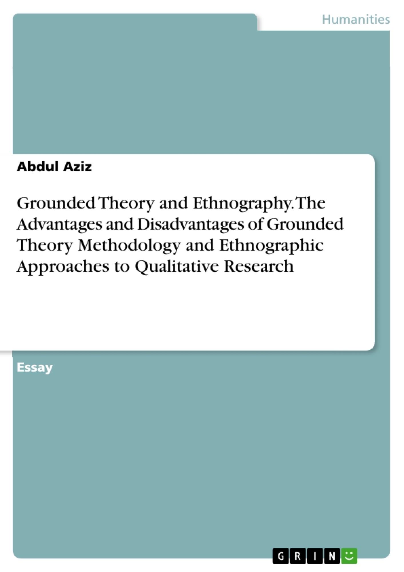 Ethnographic Essay Ethnography Essay Religious Behaviour And