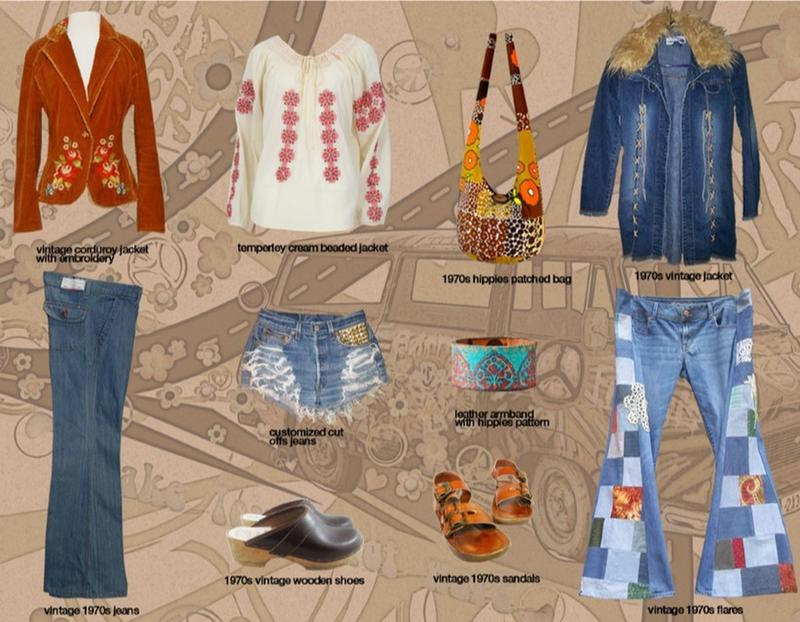 the groovy style of
