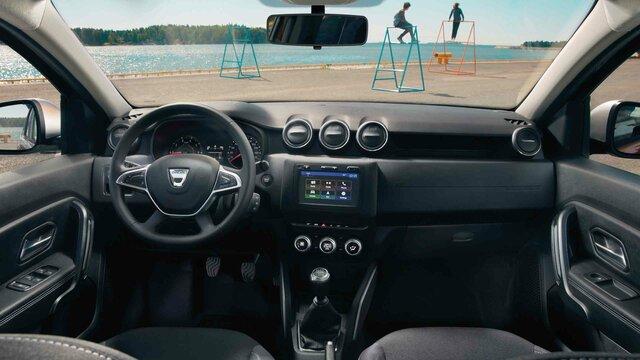 Dacia Duster 2019 ruimte