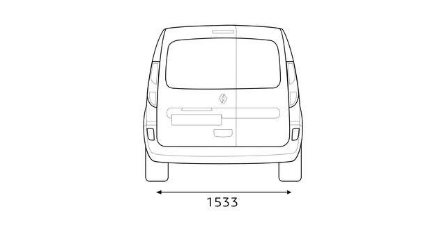 KANGOO Abmessungen: Länge, Kofferraumvolumen
