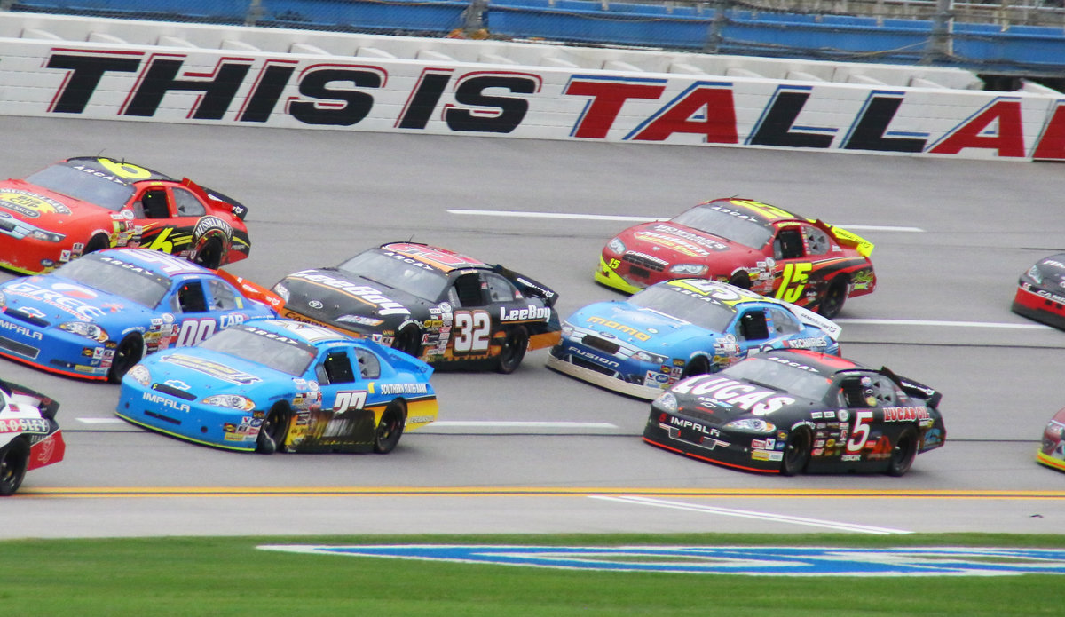 From Salem, tight turnaround to Talladega; General Tire 200 coming Friday