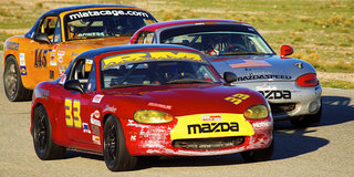 Records Fall at Willow Springs During Western Conf. Majors Tour