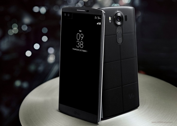 LG V10 goes official with 2 Displays, 2 Front Facing Cameras and much more!