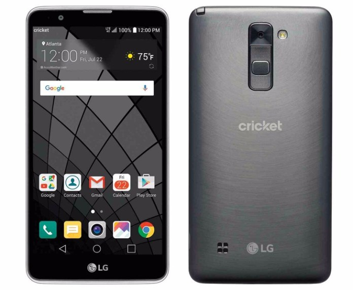 Lg Stylo 2 Is Headed To Cricket Arrives On May 13 Gsmarena Com News