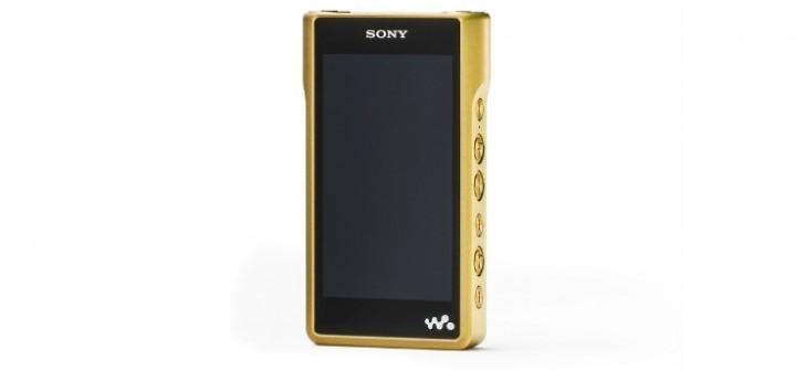 Sony gold-plates Walkman high cost, high quality sound