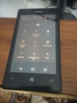 Lo and behold: an Android-running Lumia 520