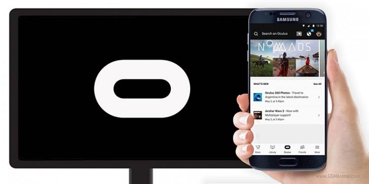 Oculus app for Samsung Gear VR gets Chromecast support - GSMArena.com news