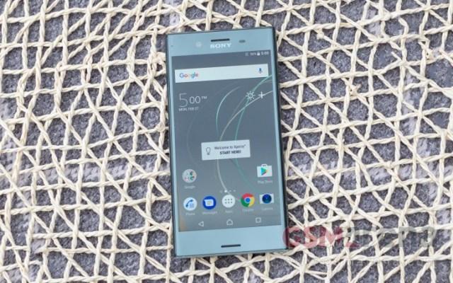 gsmarena 003 Just in: Sony Xperia XZ Premium