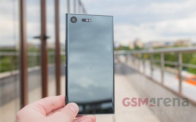 gsmarena 004 Just in: Sony Xperia XZ Premium