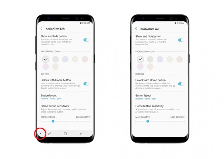 Samsung shares tips and tricks for the Galaxy S8 duo