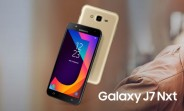Samsung Galaxy J7 Nxt debuts with octa-core CPU and 13MP camera