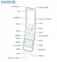 SM-G9298 flip phone manual pops up on Samsung's website