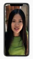 Apple's Portrait lighting mode in action