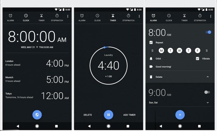 PSA: Oreo is causing Google Alarm Clock app to fail for some - GSMArena.com  news