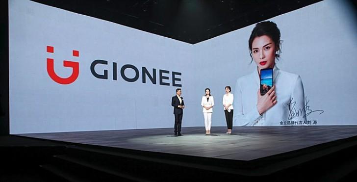 Gionee revelou oito smartphones, incluindo S11 / S11S e M7 Plus 1