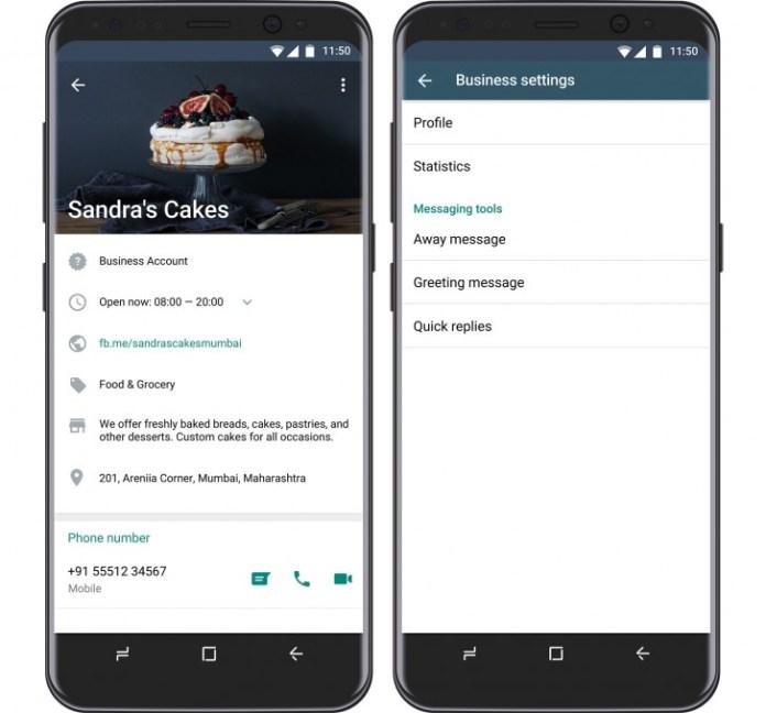 WhatsApp apresenta o aplicativo Business