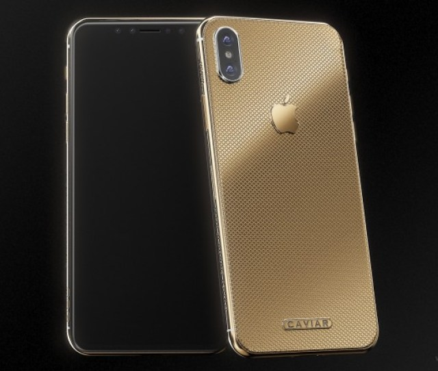 Instead Youre Treated To A Pure K Gold Coating Because If Youre Going To Buy A Gold Iphone X You Deserve The Real Thing