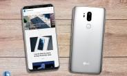 Notch и no bezel - демонстрирует LG G7