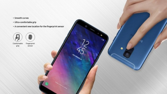 Galaxy A6 And A6 Completely Detailed On Samsung S Indonesian Website With Bixby Gsmarena Com News