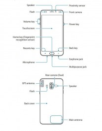 Samsung Galaxy J7 Duo manual