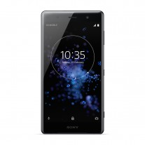 Sony Xperia XZ2 Premium in Chrome Black