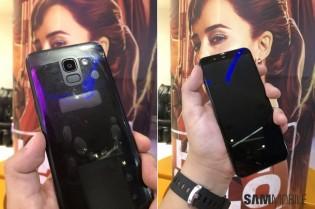 Samsung Galaxy A6 (leaked photos)