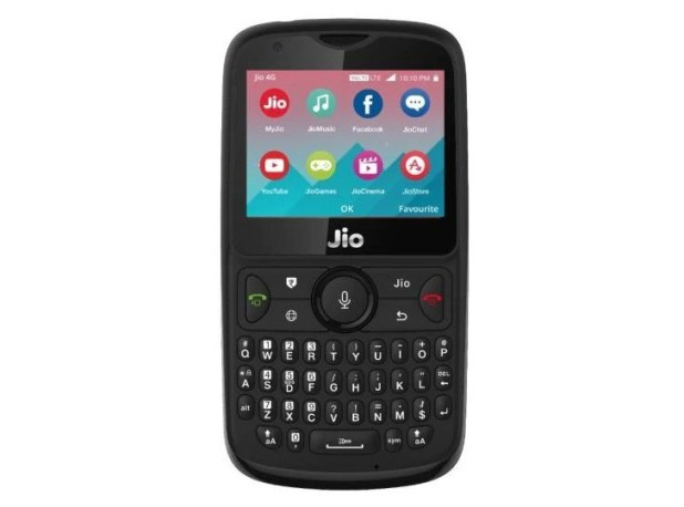 QWERTY-packing JioPhone 2 unveiled, it and the Nokia 8110 4G are getting WhatsApp