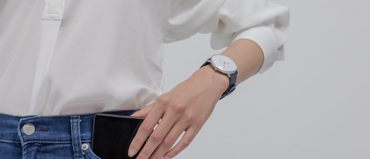 Image result for Xiaomi Mijia Quartz Watch debuts with affordable price tag