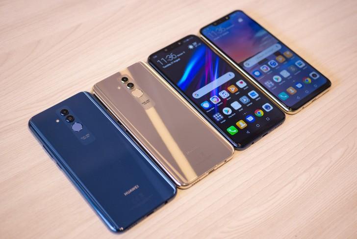 Huawei Mate 20 Lite Já tem um Hands On detalhado 3