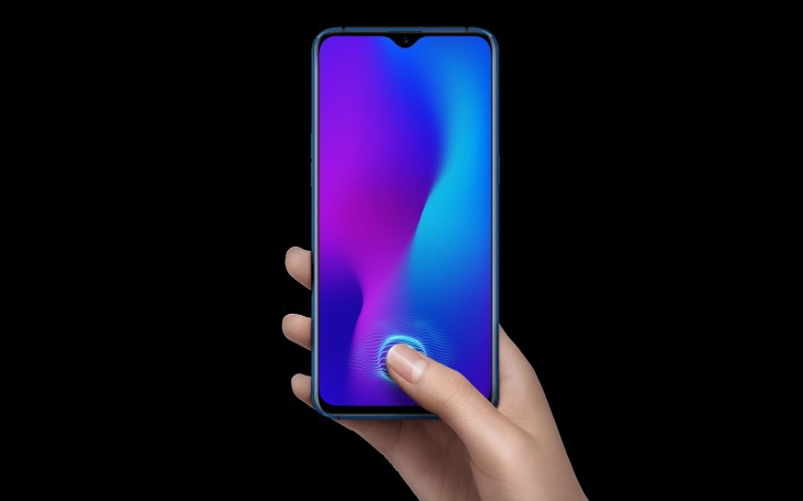 oppo r17 unveiled with