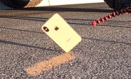 The iPhone XS sets the benchmark for drop survivability