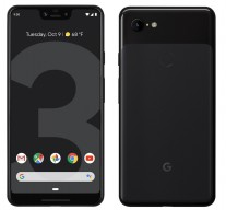 Google Pixel 3 XL in Just Black