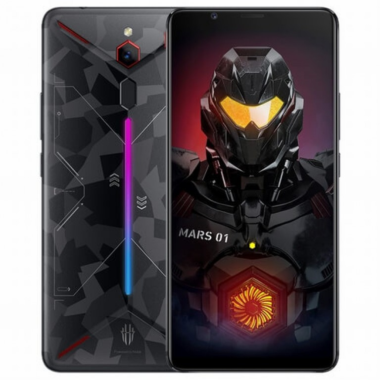 gsmarena 008 - شركة Nubia تزيح الستار عن هاتف Red Magic Mars مع 10GB من الرام