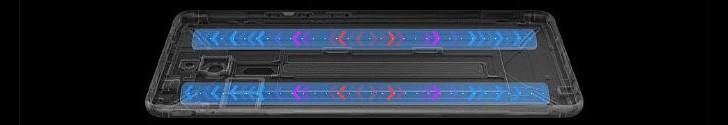 gsmarena 002 - شركة Nubia تزيح الستار عن هاتف Red Magic Mars مع 10GB من الرام