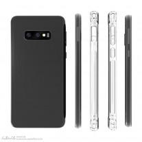 Galaxy S10 Lite case renders