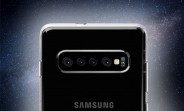 """Samsung planning a night mode for the Galaxy S10 called """"Bright Night"""""""