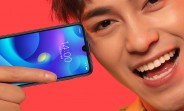 Xiaomi teases Play smartphone with waterdrop notch