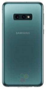 Samsung Galaxy S10E in different colors
