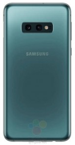 Samsung Galaxy S10E in different colors