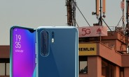 Possible HuaweiP30 Pro camera samples posted by company's product manager