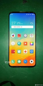 Meizu 16s leaked photos