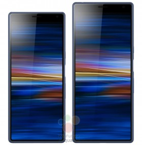 Sony Xperia XA3 duo, or is it the Xperia 10?