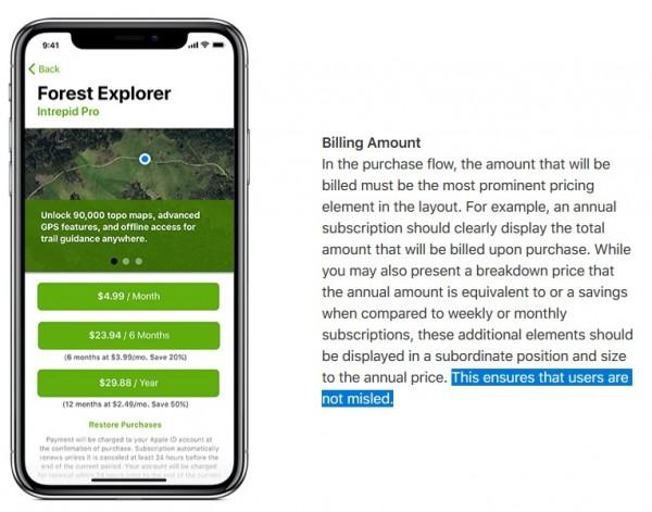 Apple quebra as suas próprias regras no Apple News + 3
